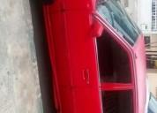 Bendo bws modelo 89 aldia color rojo