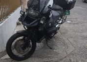 Bmw 1200 gs color negro