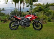 Vencambio bmw 700 gs premium color rojo