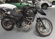 Bmw g 650 gs 2012 color negro