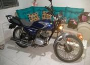 Vendo ax 100 venezolana y rx 115 vene color azul