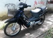 Suzuki vivax 115 modelo 2009 color negro