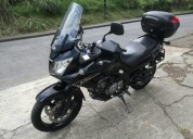 Suzuki vstrom 2008 71b color negro