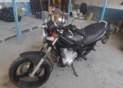 Se vende suzuki gs 500 dr 650 xt 660 color negro
