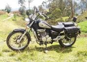 Venta o permuta motocicleta suzuki 150 cc 2016 color negro