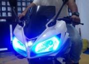 YAMAHA N MAX 2016 CON ABS color Blanco