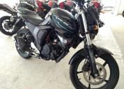 Yamaha fz s 150 cc color negro
