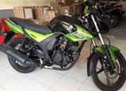 Yamaha sz rr color verde