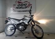 Yamaha xtz 125 modelo 2018 color blanco