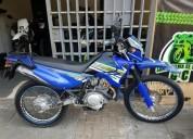 yamaha xtz 125 modelo 2013 full color azul