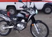 Yamaha tenere xtz 250 ano 2014 colombiana color negro