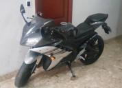 Yamaha r15 2015 color negro
