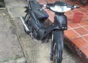 moto jailin semi automatica color negro