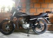 Gangazo venta de moto jialing ciclon color negro