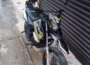 Oprtunidad moto um dsr 125 2016 color negro
