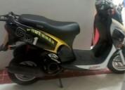 Moto power max color negro