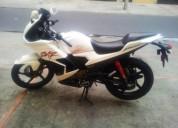 Vendo o cambio hero 230 por menor cilindraje scooter pulsar bwis honda boxer discover nkd color blan