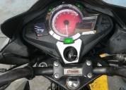 Vendo moto thriller hero en perfecto est color verde