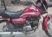 Vendo moto eco deluxe 2012 1 450 000 tel solo efectivo color rojo