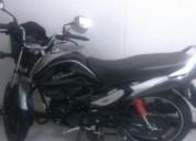 Hero 100 cc modelo 2017 color negro