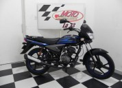Bajaj platino 125 color negro