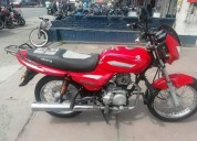 Boxer ct 100 2013 color rojo