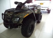 Can am outlander xt 650 color negro