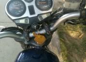 Moto sigma gs 125 color azul