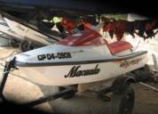 Moto acuatica macuala en santa marta