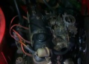Barato motor de campero daihatsu f20 venpermuto recibo moto en bogotá