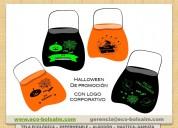 Halloween-bolsas para dia de los brujitos+marcadas
