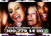 Karaoke en cali – integraciones – fiestas - evento