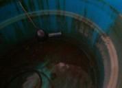 Mantenimiento de tanques de agua potable