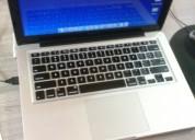 Vendo computador portatil mac book pro 8.1