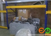 Estanteria metalica industrial en colombia