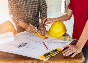 Como asistente de arquitecto o de ingeniero ofrezc