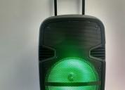 Cabinas de sonido 12 pulgadas incluye microfono