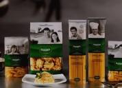 Venta al por mayor de pasta italiana