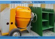 Mezcladora para concreto 1.5b