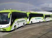 Alquilamos van y buses