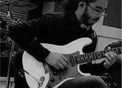 clases de guitarra y teoria de la musica en barranquilla