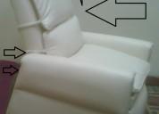Sillas reclinables de 3 posiciones