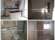 Apartamento en arrendamiento -cod: 12435