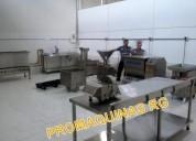 Salsamentaría molino horno embutidor mezclador car