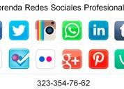 Aprenda redes sociales para ventas en internet