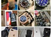 Venta celulares y relojes