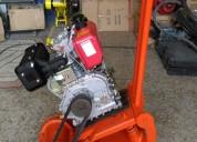 Rana compactadora nueva diesel o gasolina calidad
