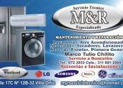 Reparacion neveras lavadoras 3118912984 villavicen