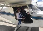 """pre-piloto privado/comercial"".   colombia"