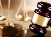 Abogado especialista en derecho penal